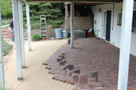 Installing Patio Pavers On Sand Pavers Installation Guide By Decorative Landscapes