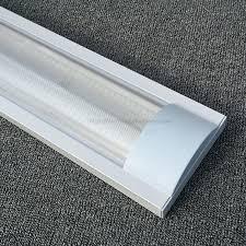 Fluorescent Light Fixture Cover Replace Fluorescent Light Fixture With Led S G Replace Fluorescent