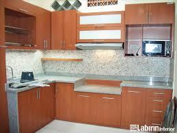kitchen set minimalis modern dapur kecil minimalis jasa kitchen set terbaik di desain interior