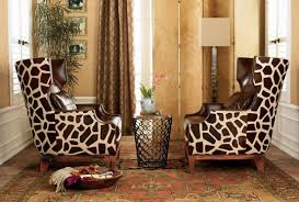 Animal Inspired Decor Ideas For Your Living Room - Animal print decorations for living room