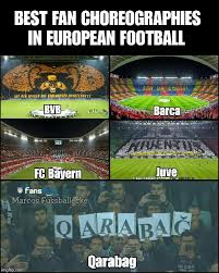 Funny Soccer Meme - repost shoutout to fansfoot for this fan choreographies soccer