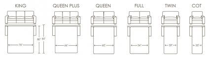 awesome measurements for california king mattress an alaskan king