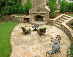 Cheap Backyard Playground Ideas Patio U0026 Pergola Backyard Stone Patio Designs With Fascinating