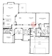 Schematic Floor Plan by San Marcos Floorplan 2268 Sq Ft Sun City Texas 55places Com