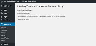 wordpress theme editor gone 10 common wordpress theme issues how to fix them wpexplorer