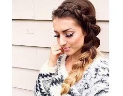 Frisuren Lange Haare Zopf by 12 Verschiedene Zöpfe Für Lange Haare Müssen Sie Auf Jeden Fall