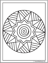 simple coloring pages for adults just colorings
