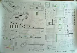 Community Center Floor Plans by Community Center Damascus Architecture Project Concept Design