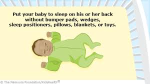 How To Sleep In A Chair Infant Safe Sleep Environment Florida Department Of Health