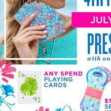 lilly pulitzer sold nwt lilly pulitzer gwp cards