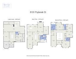 floor plan website 2d floor plan blue sketch