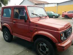samurai jeep for sale selling suzuki samurai 1998 4x4 in chile end of april drive