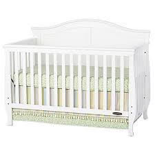 Crib White Convertible Child Craft Camden 4 In 1 Convertible Crib In White Buybuy Baby