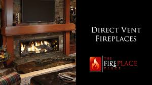 direct vent fireplaces atlanta the fireplace place youtube