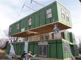 how are modular homes built orion general contractors modular homes provide a sleeker greener