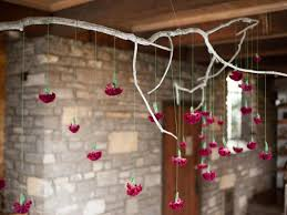 How To Make Chandelier At Home How To Make A Hanging Branch Chandelier For Your