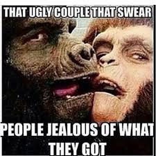 Meme Ugly - that ugly couple that swear funny meme