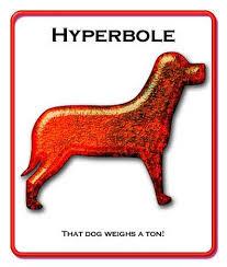 definitions of hyperbole synonyms antonyms and pronunciation