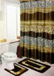 Bathroom Set Accessories by Bathroom Sets With Shower Curtain And Rugs And Accessories Pmcshop