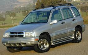 tracker jeep 2003 chevrolet tracker information and photos zombiedrive