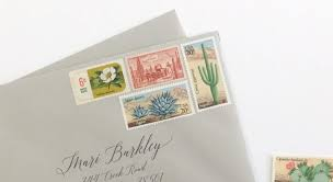 Stamps For Wedding Invitations Stamps For Wedding Invitations U2013 Kelly Design Co