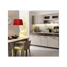 cuisine en kit pas chere meuble cuisine pas cher discount kit moreno 1m80 5 meubles 2 meuble