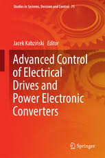 advanced control of electrical drives and power electronic jacek