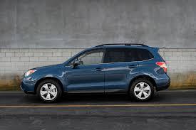 blue subaru forester 2014 subaru forester 2 5i touring arrival motor trend