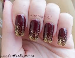 make nail art easy and fast autumn fall inspired nail art