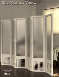 Room Dividers by Room Dividers And Partitions 3d Models And 3d Software By Daz 3d