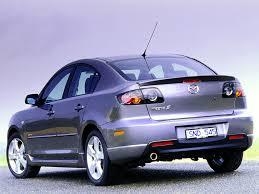 mazda types mazda 3 axela sedan specs 2004 2005 2006 2007 2008 2009