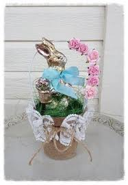 Victorian Easter Decorations by Victorian Easter Baskets Victorian Easter Basket Easter