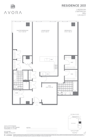 16 x 24 sle floor plan note all floor plans are avora discover avora spacious homes for sale in weehawken