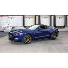 Flat Black Mustang Gt Tsw 2010nur405114z76 Mustang Nurburgring 20
