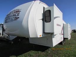 heartland sundance 3300sk 5th wheel trailer