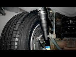 2003 cadillac escalade shocks arnott replacement rear passive air shock installation