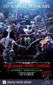 release date oct 09 1993 movie title the nightmare before
