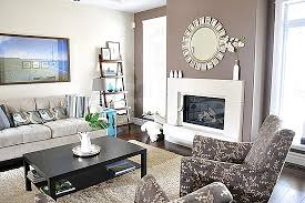 living room mirrors ideas sunburst mirrors and living room decorating ideas popsugar home