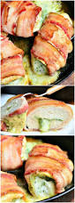 thanksgiving bacon wrapped turkey recipe bacon wrapped mozzarella and pesto stuffed chicken will cook