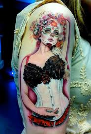 191 best sugar skull style images on