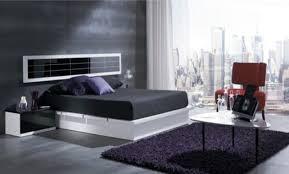chambre noir et blanc design awesome chambre moderne noir et blanc contemporary design trends