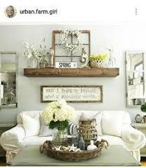 floating shelves rustic farmhouse farmhouse style and room decor