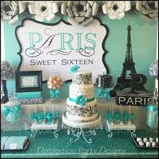 Paris Themed Party Supplies Decorations - paris birthday party ideas