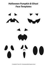 scary halloween pumpkin faces icons set stock vector pumpkins