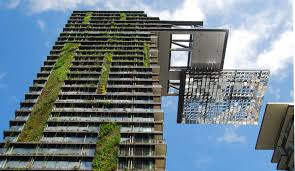 green building design for a healthy future