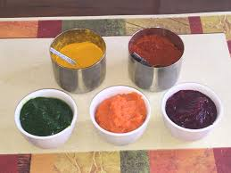 homemade natural food colors video recipe by bhavna youtube
