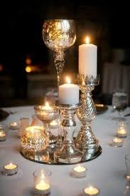 wedding table decoration ideas candles wedding corners