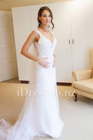 and white wedding dresses lace wedding dresses nz lace bridal gowns on sale idress