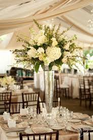 Elegant Centerpieces For Wedding by Best 25 White Floral Centerpieces Ideas On Pinterest White