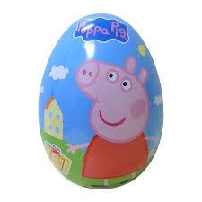 easter egg surprises peppa pig surprises eggs with fruit juice gummy 10g 10g from redmart